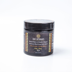 Be Artisan - Savon noir à l'huile d'argan